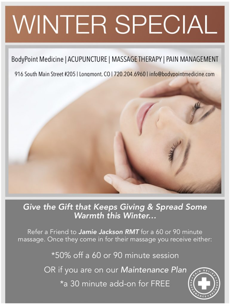 Discounts and Deals at BodyPoint Medicine